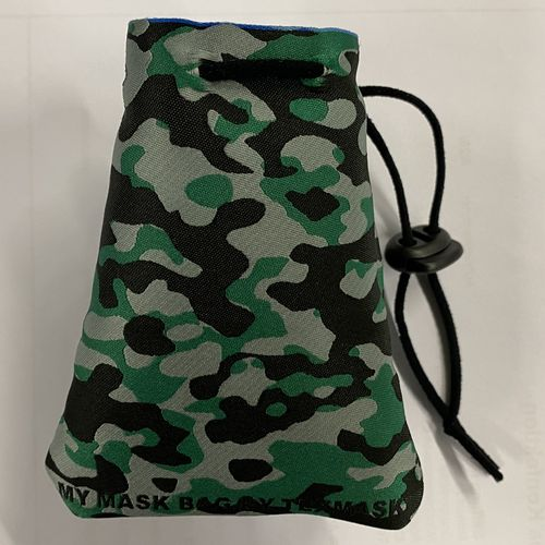 My Bag Army Camouflage Green